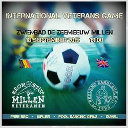 International Vets Game