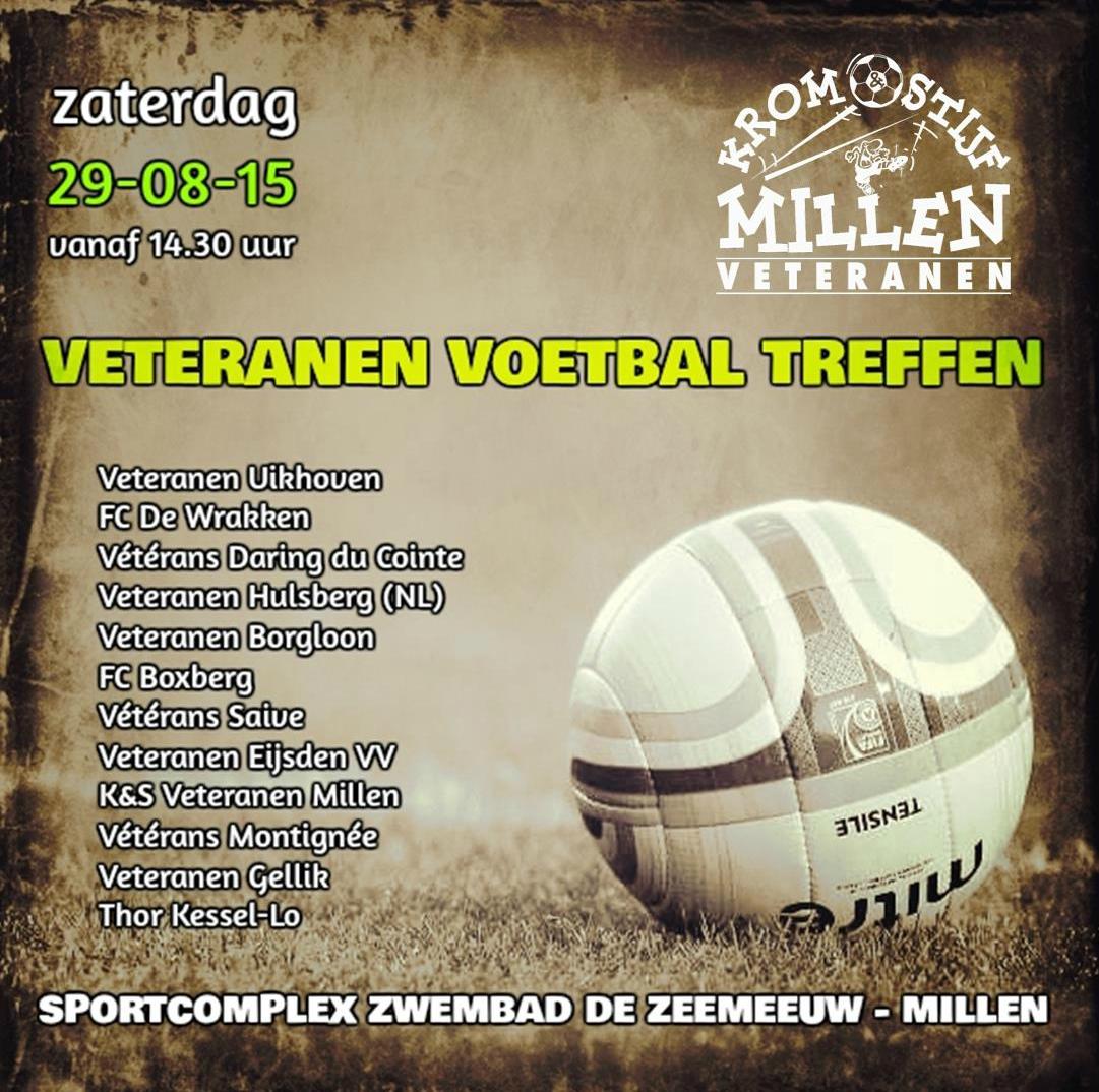 Start nieuwe seizoen 2015-2016