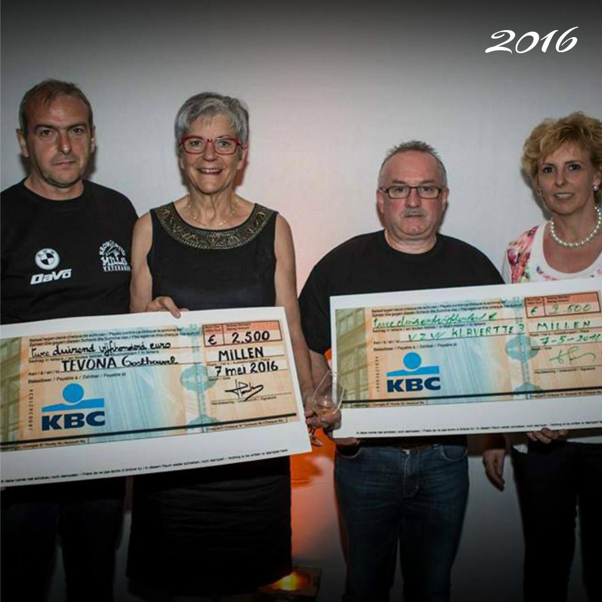 5.000 € voor het Goede Doel