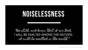 Noiselessness