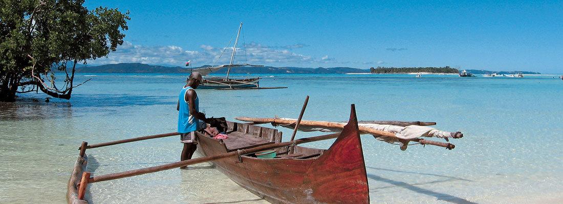 Excursion à Lokobé & Nosy Faly