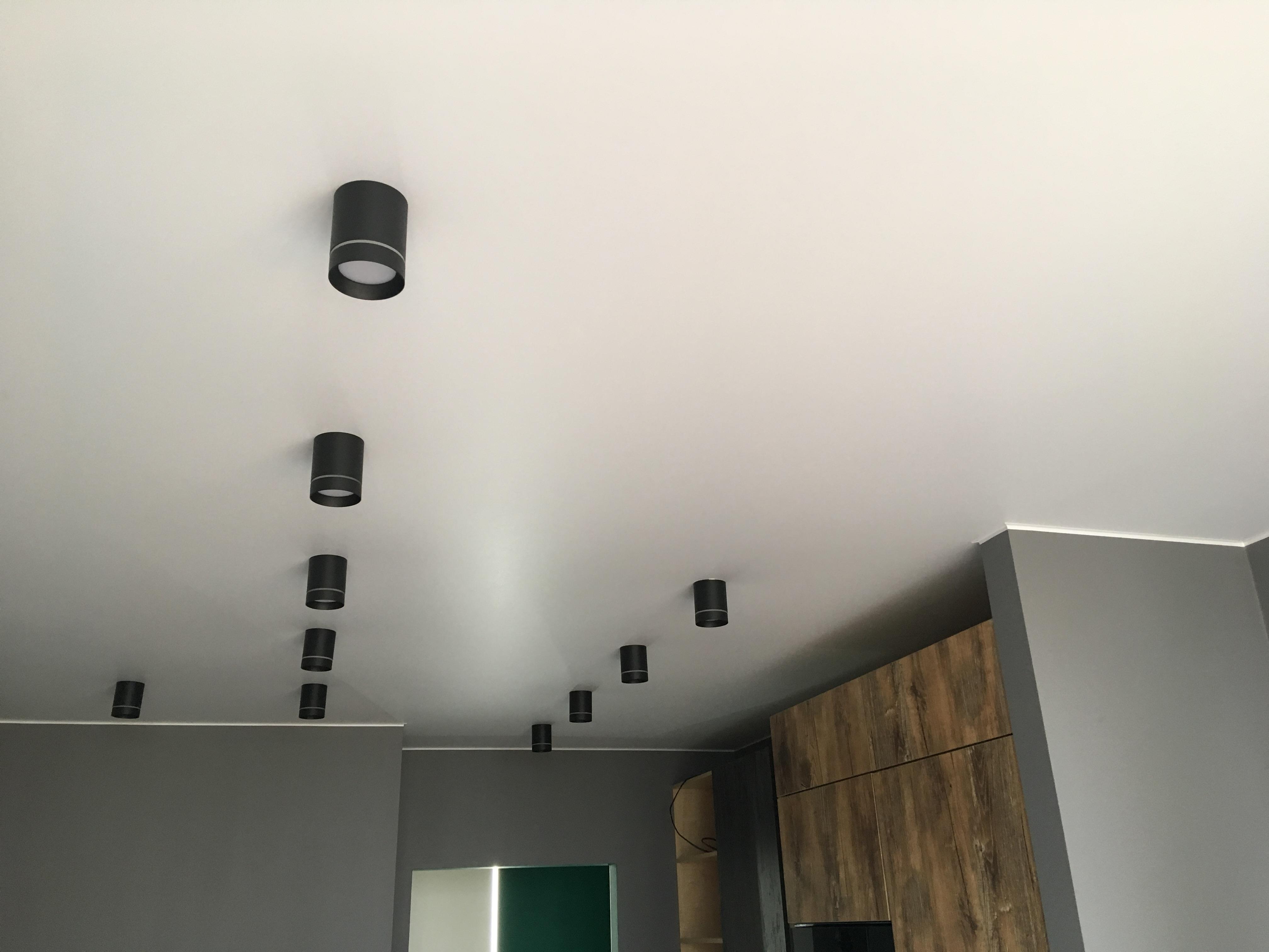 установка натяжных потолков23
