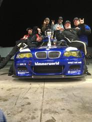 Team GTR with coach Kyle Tilley