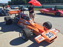 Kyle Tilley Matich A72 F5000