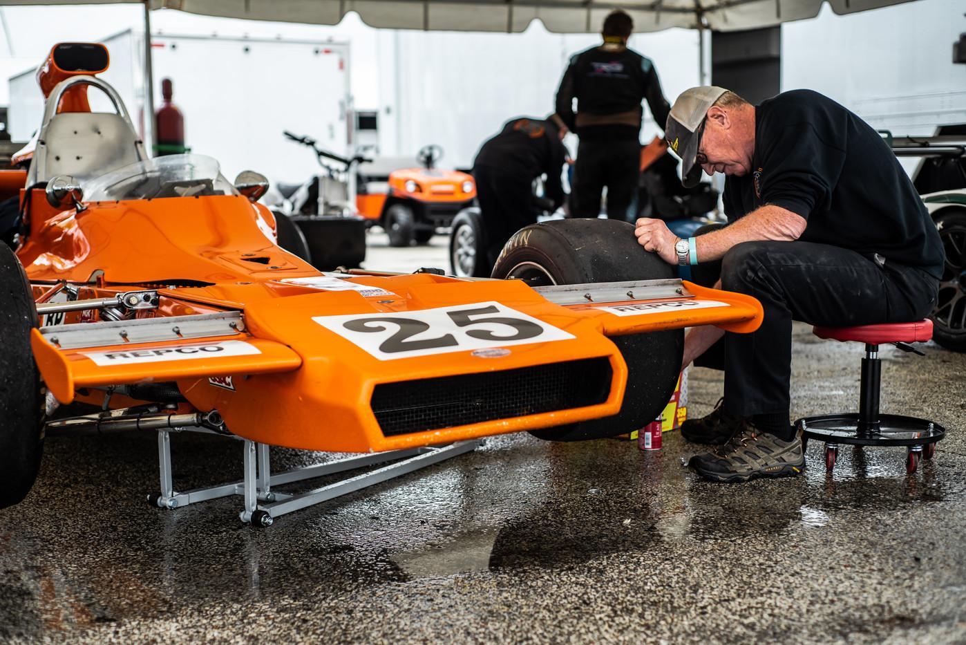 Era Motorsport - Trackside Support