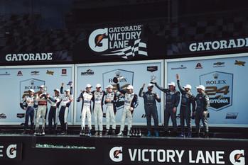 Daytona 24 2020 Podium
