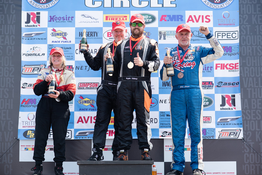 Era Motorsport Mid Ohio
