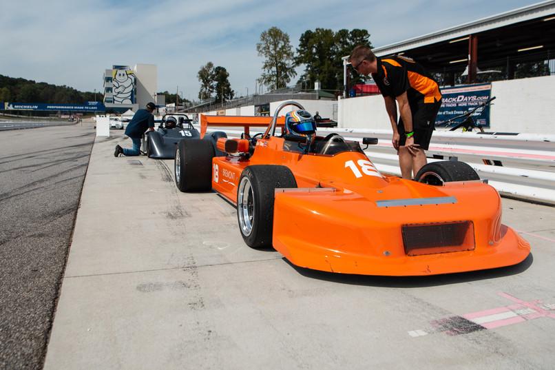 Era Motorsport March 80A Formula Atlantic