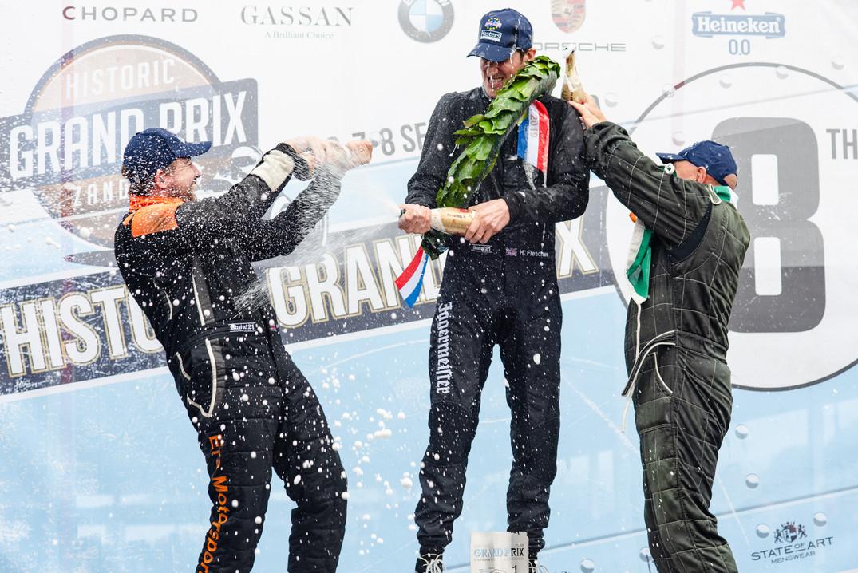 Era Motorsport Zandvoort Podium
