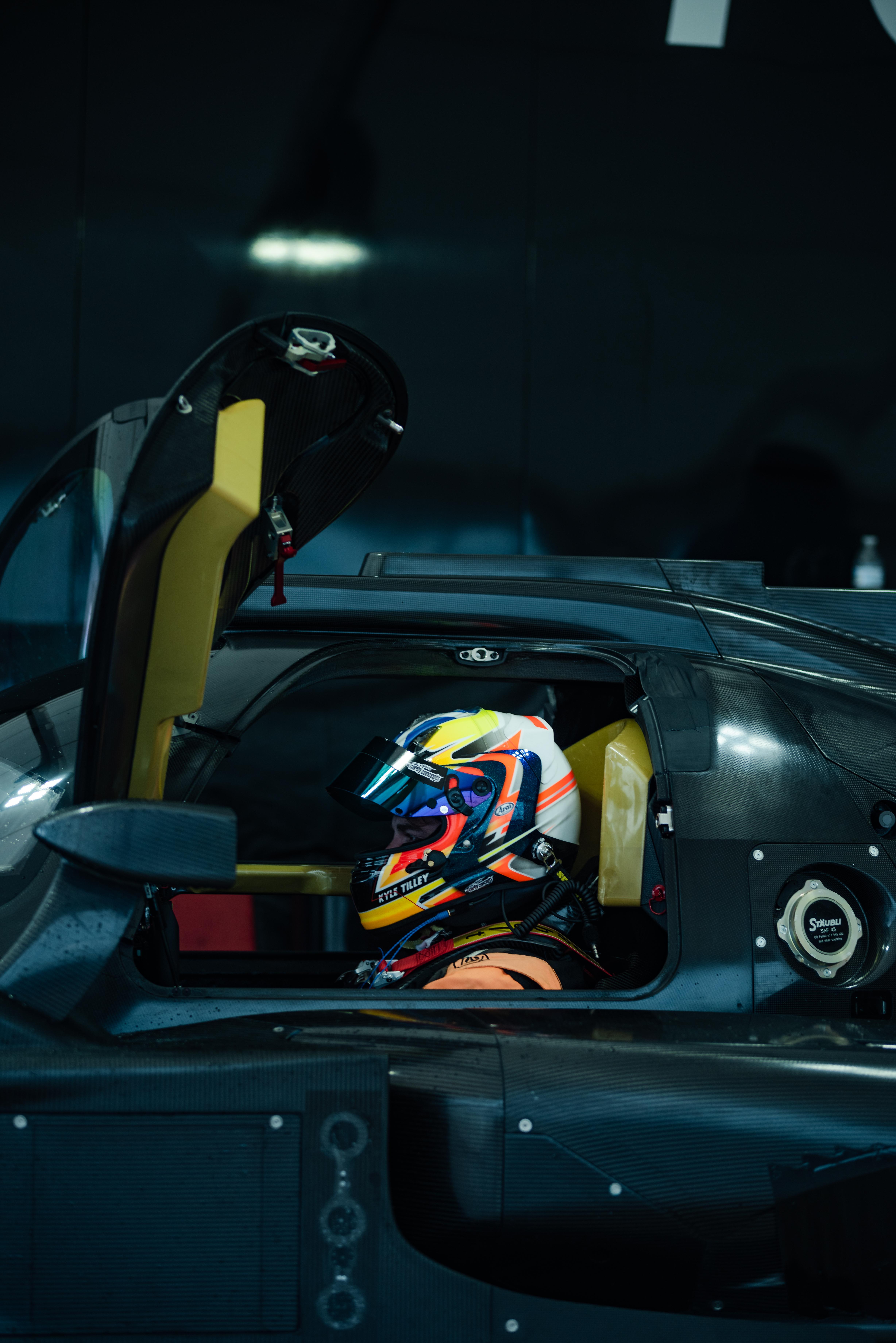 Era Motorsport Oreca 07 LMP2
