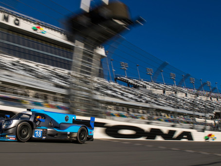Era Motorsport Pleased with Roar Before the 24 Test