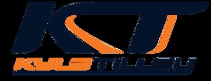 Kyle Tilley logo orange and black.png