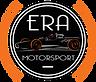 Era Motorsport Circle Logo on black for