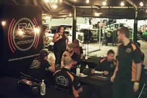 Era Motorsport Hospitality Area