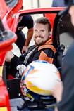 Kyle Tilley in a Nissan NPT90