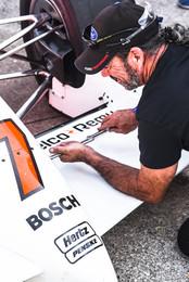 Era Motorsport Indy Car Restoration