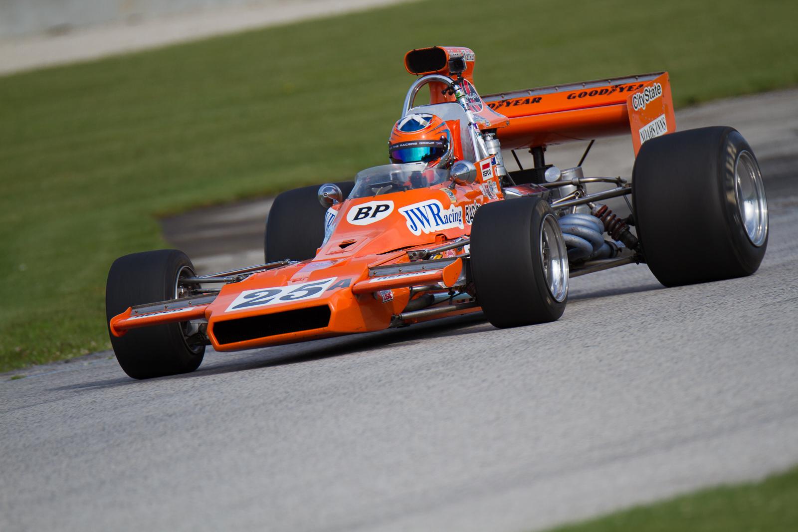 Kyle Tilley Matich A50 Formula 5000