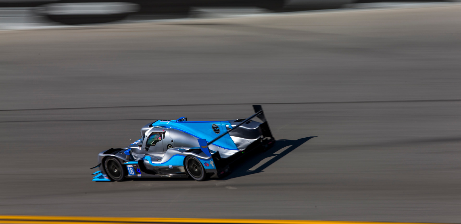 Era Motorsport Roar before the 24 2020