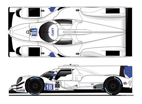 Era Motorsport Invites Fans to Design Petit Le Mans Livery