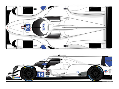 Era Motorsport Invites Fans to Design Petit Le Mans Livery