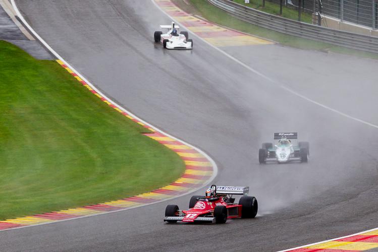 Ensign Formula 1 driven by Kyle Tilley