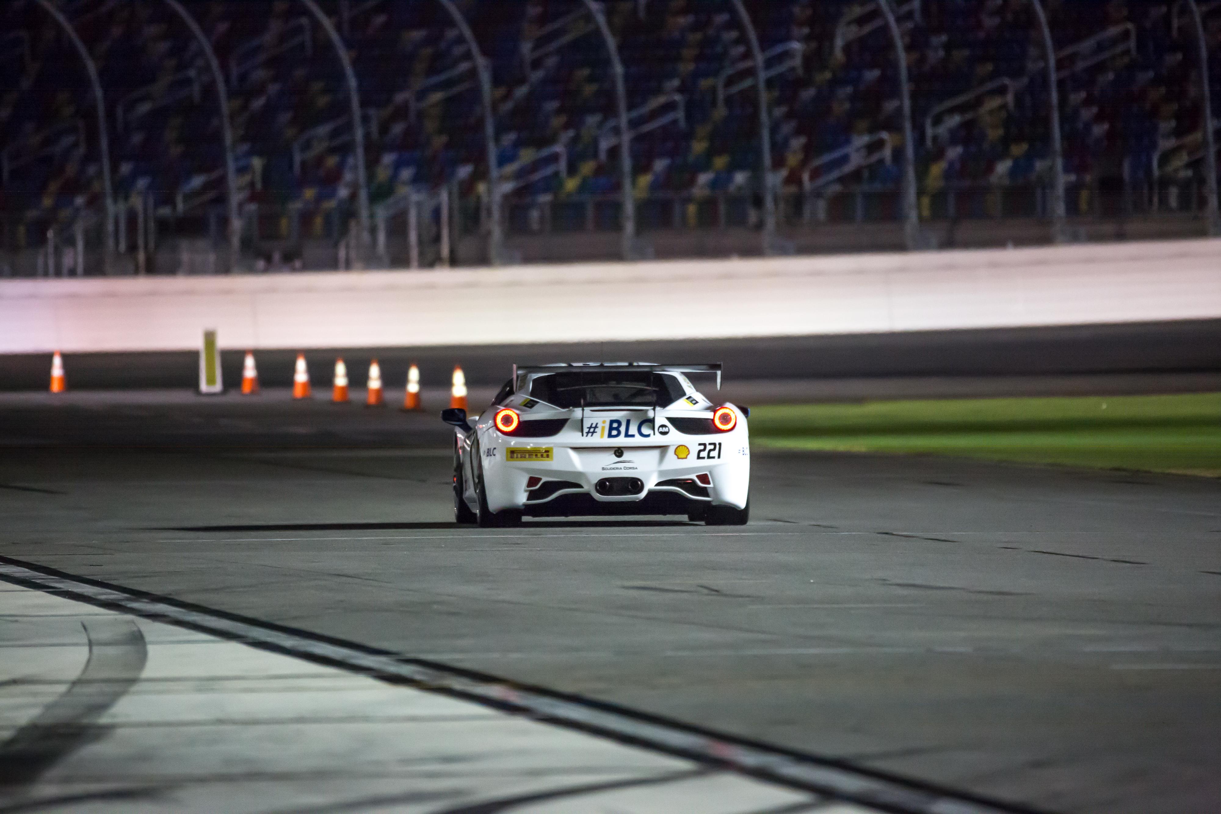 Kyle Tilley Ferrari Challenge