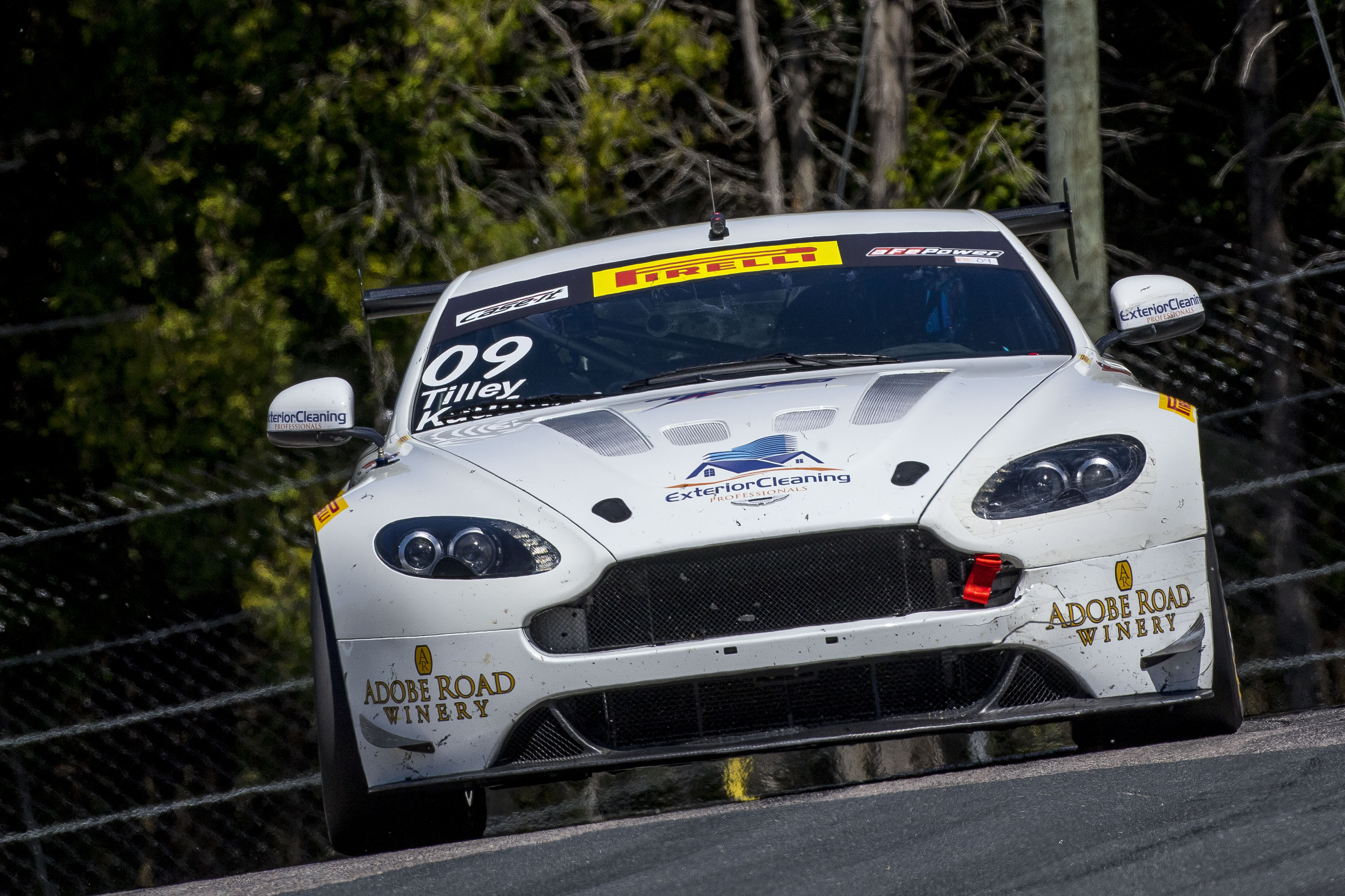 Kyle Tilley Aston Martin Racing