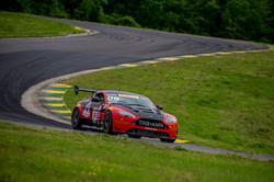 Kyle Tilley Aston Martin Racing