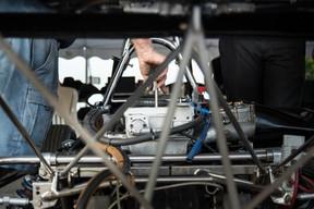 Era Motorsport Vehicle Inspection