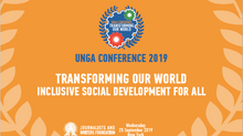 UNGA 2019 Conference Panelist Invitation