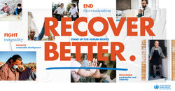 2020 Theme: Recover Better - Stand Up for Human Rights