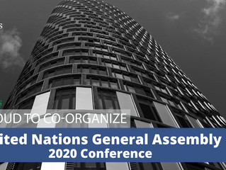 United Nations General Assembly Conference 2020