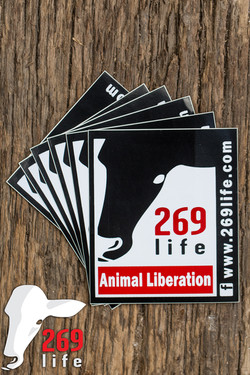 Animal Liberation Stickers