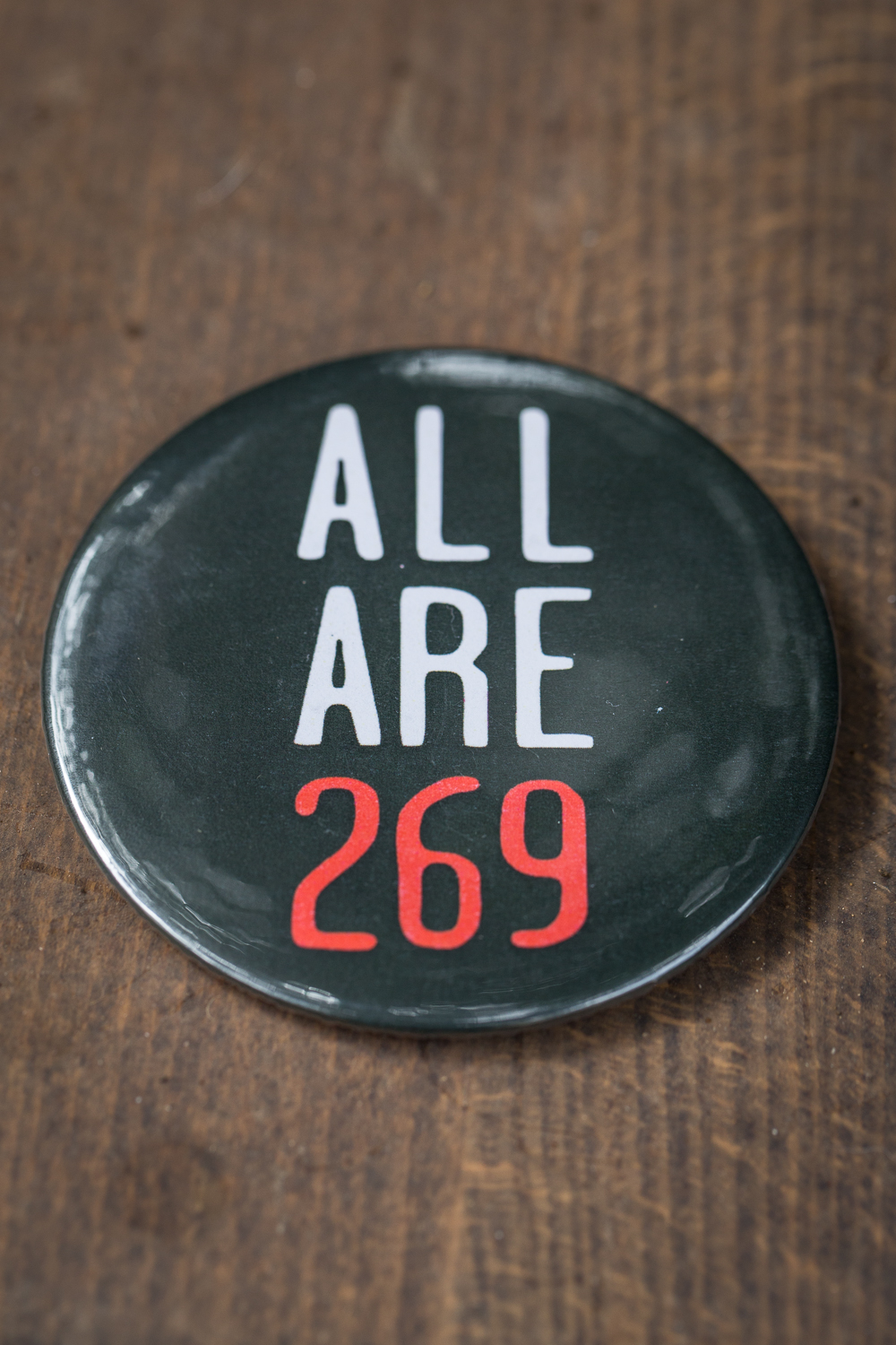 269 button badges