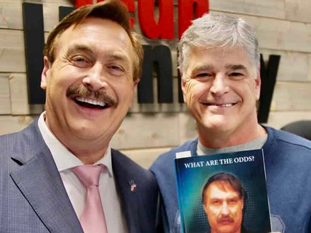 """💥""""Vote For Me,"""" And I'll Put The """"R"""" Back In WaRshington.""""💥 R = JFK Jr. = Mike Lindell"""