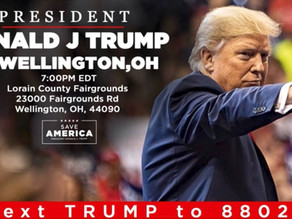 LIVE PRESIDENT TRUMP COMEBACK RALLY ON NEW TRUMP Channel on Rumble
