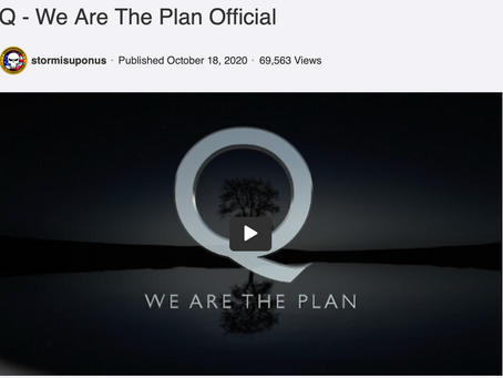 WE ARE THE PLAN - Let me tell you a story