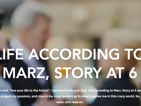 Life According To Marz, Story At 6, Podcast Is Here! #WWG1WGA #TheGreatAwakening