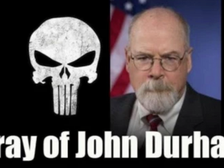 John Durham, aka JFK Jr. - The Punisher is Back with Indictments for Russiagate