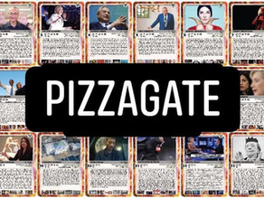 PIZZAGATE & 24 of it's NASTIEST CHARACTERS & PLACES