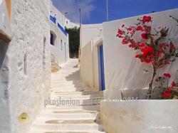 ruelle d'Amorgos