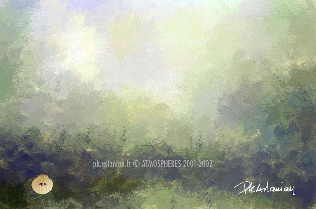 atmosphère brume sur la rive 34