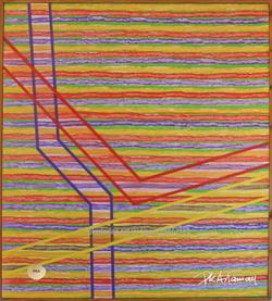 tableau acrylique 1