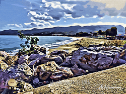 plage de sitia