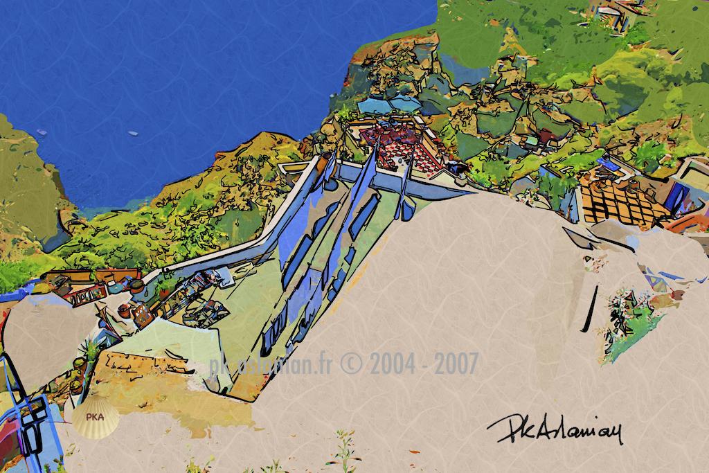 SANTORIN 2004-2007 -  50