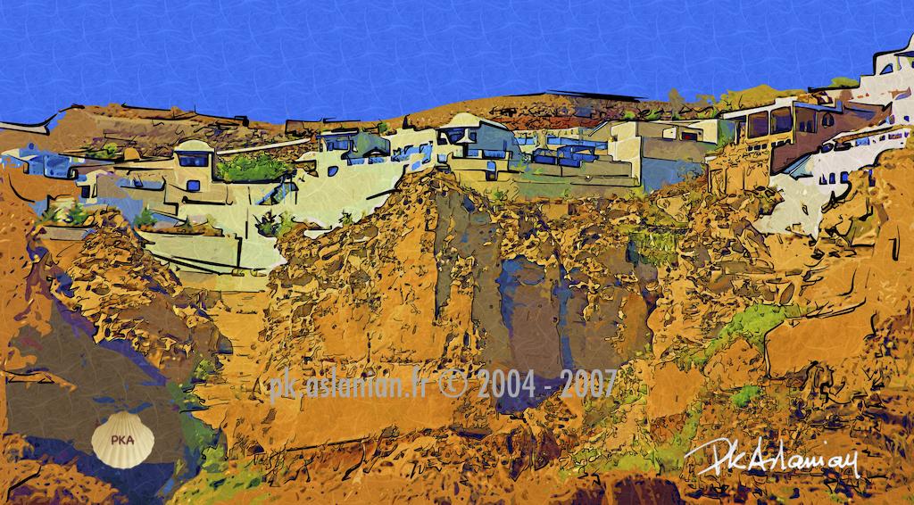 SANTORIN 2004-2007 -  101