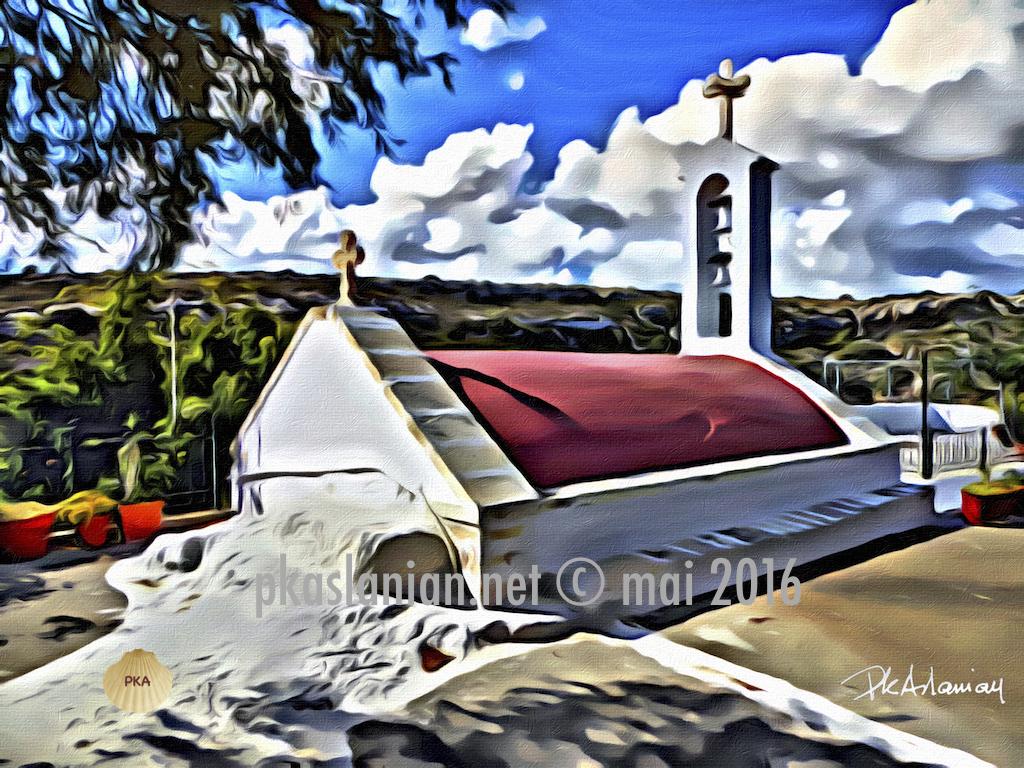 faneromeni la chapelle