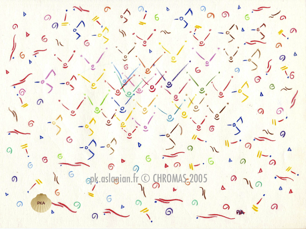 CHROMAS 2005 41