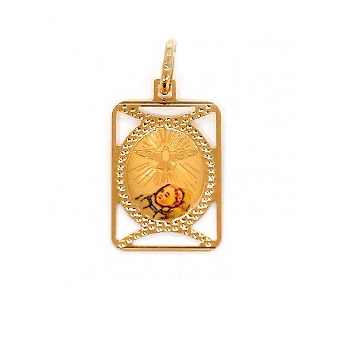 Medalha BAPTISMO  Ouro 19K