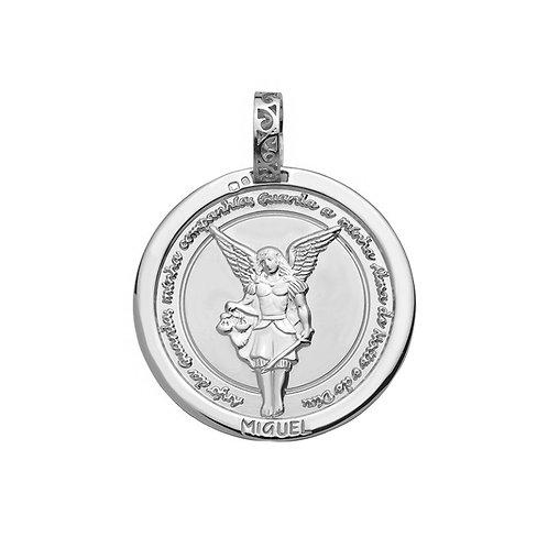 Medalha Arcanjo MIGUEL- 22/07 a 22/08
